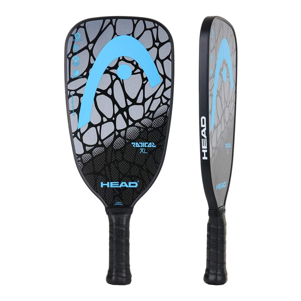 Head Radical XL - Pala de pílbol, Azul: Amazon.es: Deportes y aire ...