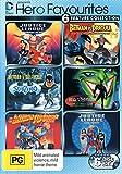 DC Comics Hero Favourites [Justice League: Starcrossed & Secret Origins/Batman vs Dracula/Batman & Mr Freeze/Batman Superman Movie/Batman Beyond]] [NON-USA Format, Region 4 Import - Australia]