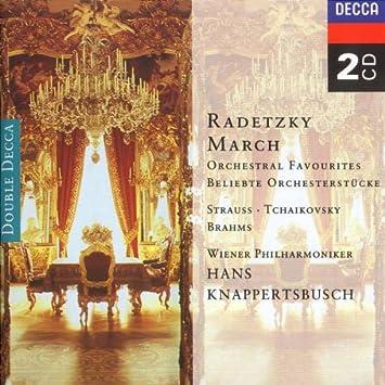 Die Schönsten Orchesterstücke - Knappertsbusch, Hans, Wp, Knappertsbusch,  Strauss, Tschaikowsky, Brahms, Johannes, Various: Amazon.de: Musik