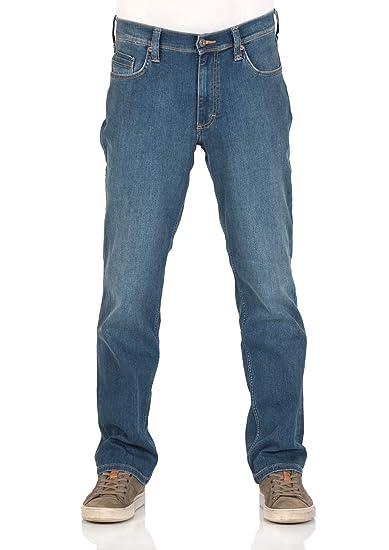 Mustang Herren Jeans Tramper Slim Fit Blau Stone