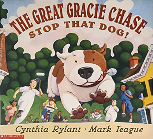 Book The Great Gracie Chase: Stop That Dog!