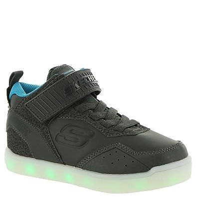 Skechers E Pro Merrox Jungen Synthetik Sneakers charcoal, 7