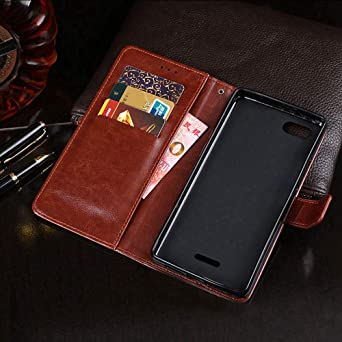 Amazon.com: Wiko Harry 2 Case, PU Leather Stand Wallet Flip ...