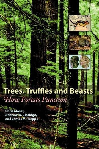 (Trees, Truffles, and Beasts: How Forests Function)