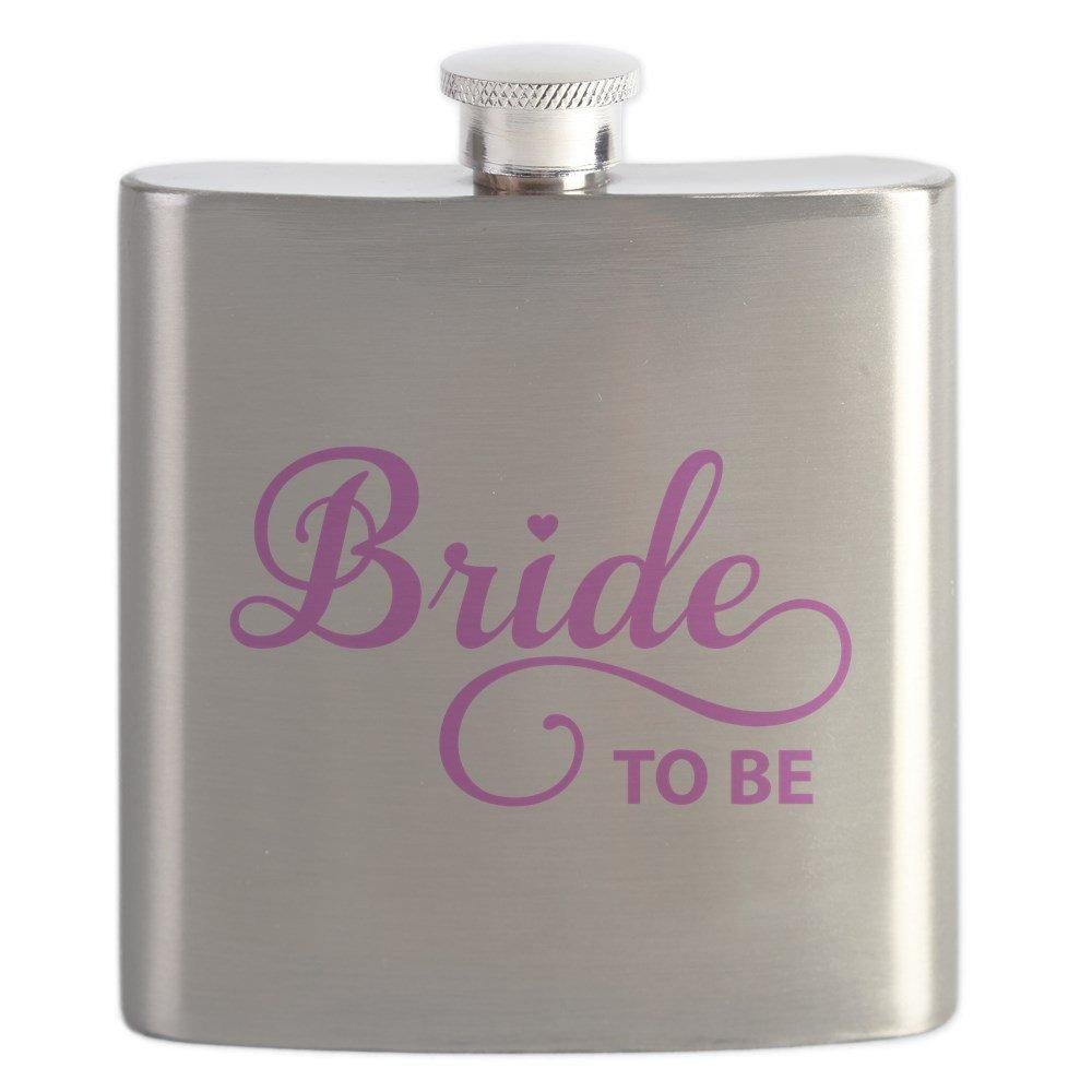【T-ポイント5倍】 CafePress Be – Bride to Be – ステンレススチールフラスコ、6オンス酒フラスコ to – B01LSV2Q7Y, 便利生活 マイルーム:67648c89 --- dance.officeporto.com