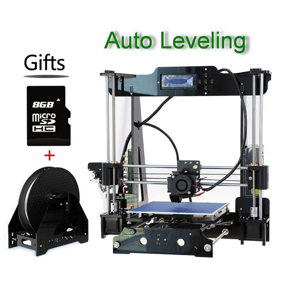 Amazon.com: Kit de impresora 3D Prusa i3 de alta precisión ...