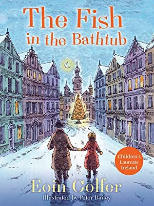 book cover of The Fish in the Bathtub