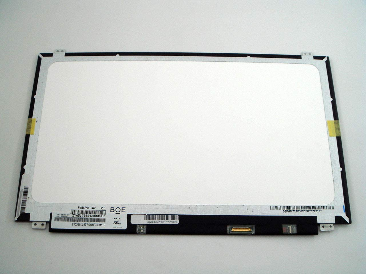 Genuine Parts for Lenovo Legion Y520-15IKB 15.6 inch FHD (1920x1080) IPS LCD Screen Non-Touch Matte 5D10K18374