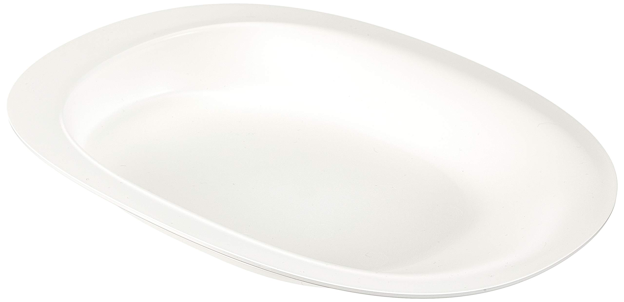 Able2 Henro PR65553 Plate 28 x 20 cm White by A'BLE