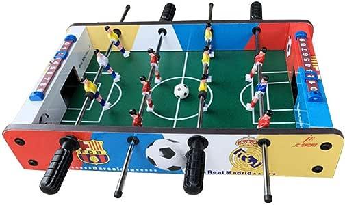 Mesa de futbolín de Interior Mesa de Juego de futbolín, Juguete de ...
