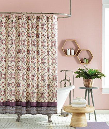Curtain Lola - Jessica Simpson Lola Shower Curtain 72X72'', Purple