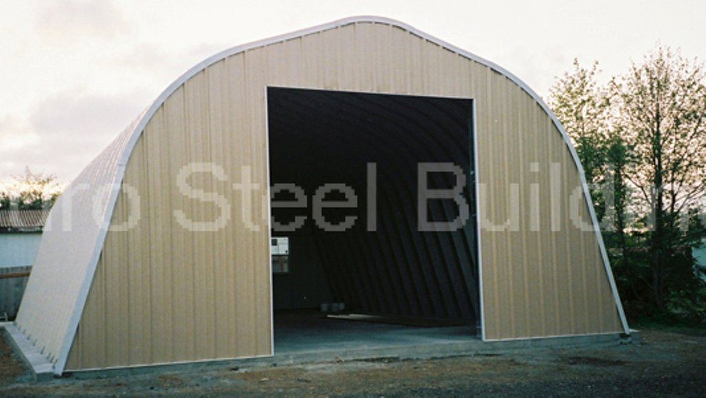 Duro Span Steel A30x36x14 Metal Building Kit Factory Direct New Garage Workshop