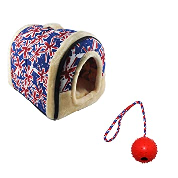 Amazon.com: LANTOVI - Cama de invierno para perros, cojín ...