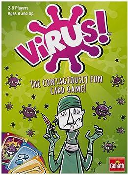 MANCALAMARO- Virus, 8436536808995: Amazon.es: Juguetes y juegos