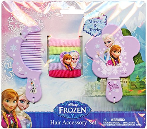 Price comparison product image Disney Frozen Hair Accessory Set