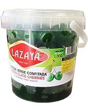 Cereza verde confitada 1 Kg