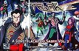 capa de A Constelação do Sabre - Volume 2