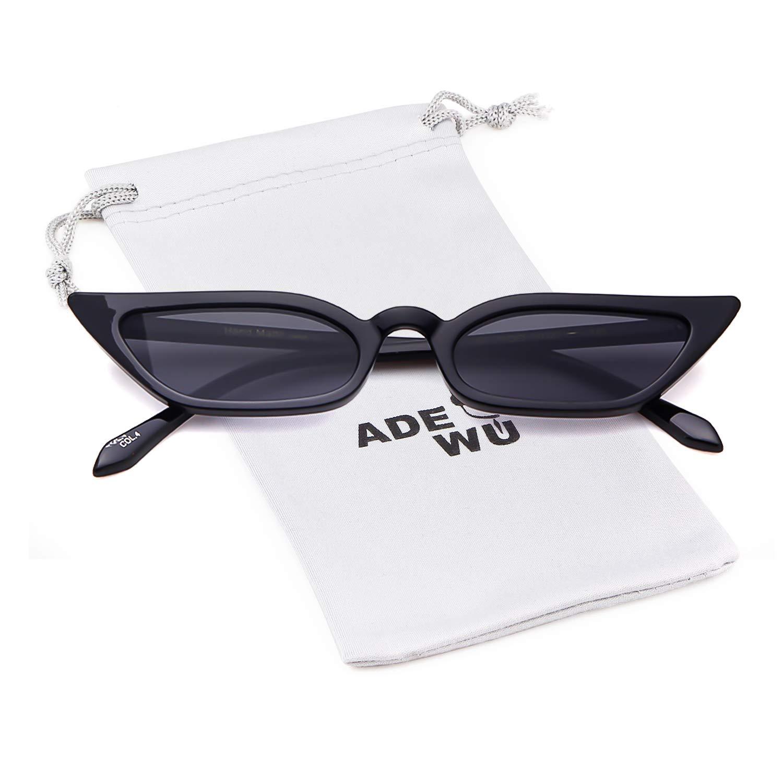bbf6cbf6fb18 Amazon.com  Vintage Sunglasses Women Cat Eye Candy lens Valentine s Day  gift  Clothing