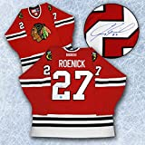JEREMY ROENICK Chicago Blackhawks SIGNED Hockey JERSEY - Autographed NHL Jerseys