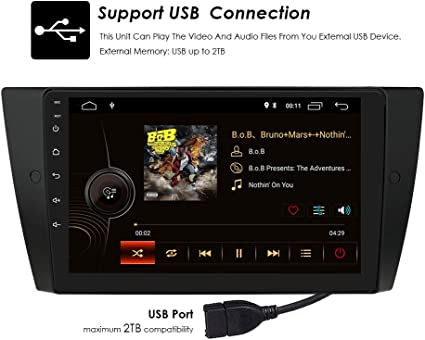 Auto GPS Navigation Einzel Din 9 Zoll 1080 P Video Player 4G WiFi ...
