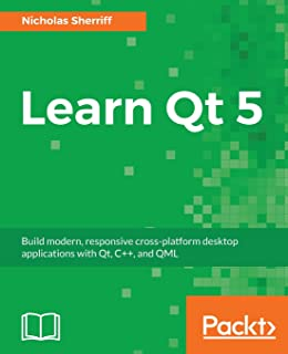 Amazon com: Hands-On GUI Programming with C++ and Qt5: Build
