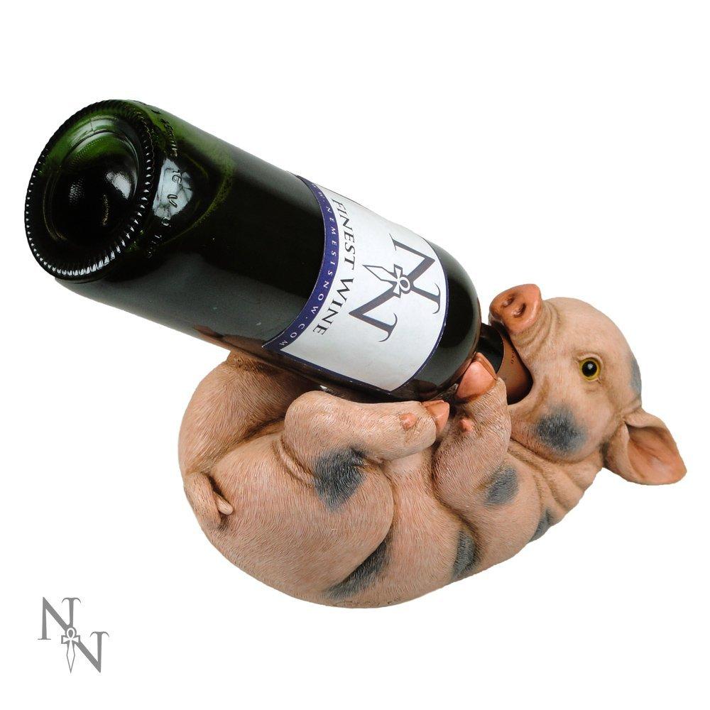 Wine Bottle Holders Pig Guzzler Union Jack By Nemesis