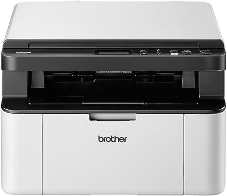 Brother DCP-1610W - Impresora multifunción láser (B/N 20 PPM, A4 ...