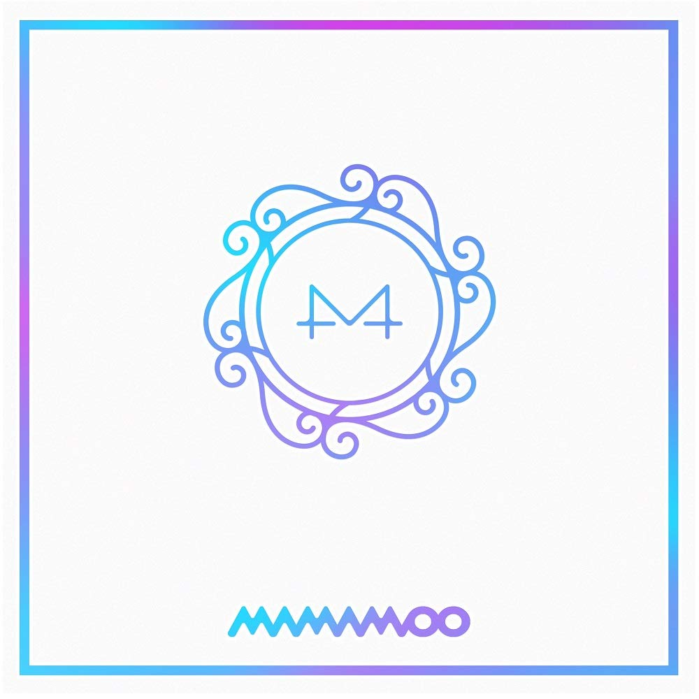 RBW MAMAMOO - White Wind (9th Mini Album) CD+82p Booklet+1Photocard+Photo Frame+Special Card+Folded Poster+Double Side Extra Photocards Set