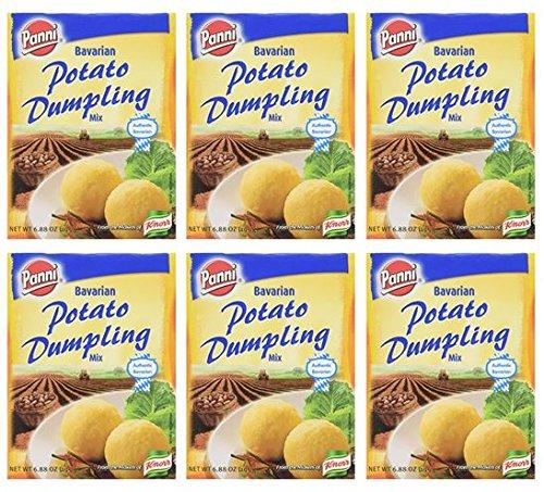 (Panni Mix Bavarian Potato Dumpling (Pack of 6) )