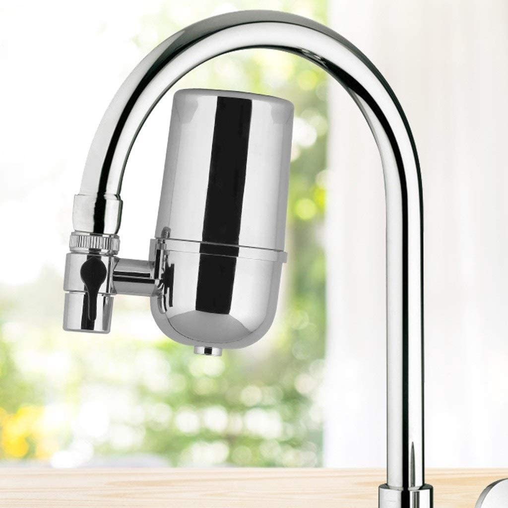 Faucet Mount Filters Purificador de Agua para Grifo de Grifo ...