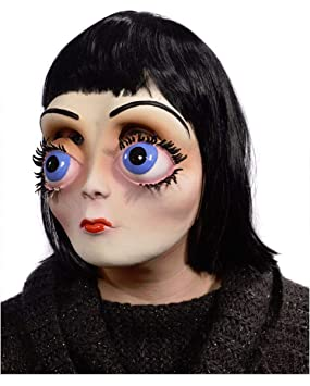 Juegos Lolita esJuguetes Y Gótico Con Muñeca Máscara PeloAmazon JFK1lc