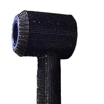 Amazon.com: Xinvision (Black)Diamond Sticker for 【Dyson Supersonic】 Hair Dryer,Glitter Bling Blink Protector Skin Body Wrap Film Sticker: Beauty