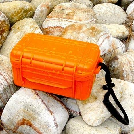 75001-K Outdoor Dry Box wasserdicht ABS Kunststoff Camping Survival