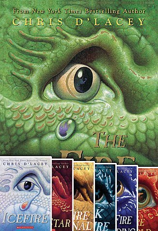 Icefire Collection: The Last Dragon Chronicles Complete Set: The Fire Within / Icefire / Fire Star / The Fire Eternal / Dark Fire / Fire World / The Fire Ascending
