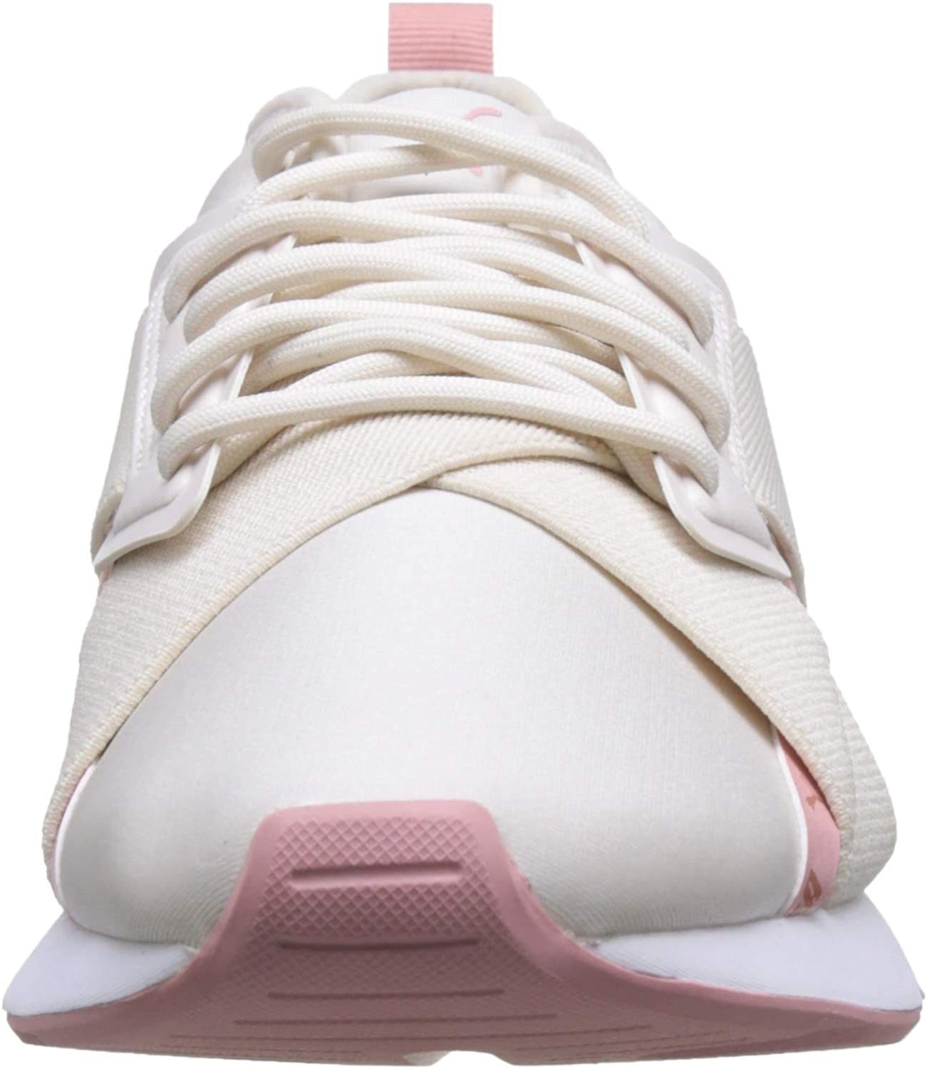 Pastel Parchment-Rose Gold 03 Pink PUMA Womens Low-Top US 8.5