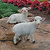 Cheap Design Toscano Yorkshire Lamb Statue