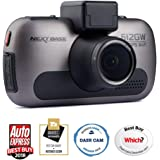 Nextbase 612GW - Full 4K Ultra HD Resolution DVR In-Car Dash Camera - 150° Viewing Angle – WiFi and GPS – HDR and WDR Recordings - Anti-Glare Polarising Filter - Black