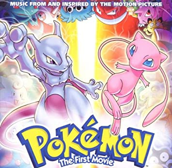 Various artists - Pokemon  The First Movie - Amazon.com Music 47b4cf28a3