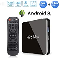 Gaia H96 MAX X2 TV Box Android 8.1 HD Smart Network Media Player