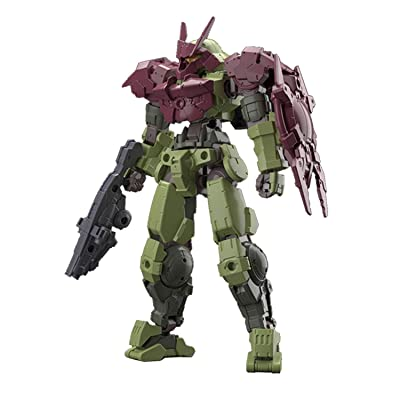 Bandai 30MM Proximity Fighting for Optional Armor [Portanova for/Dark Red] 1/144 Scale: Toys & Games