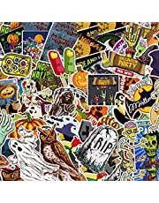 Dotiow No Repeat Halloween Sticker Decals