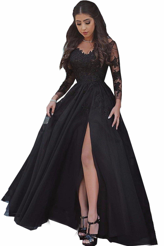 596bbc1e75 Top 10 wholesale Long Black Illusion Dress - Chinabrands.com