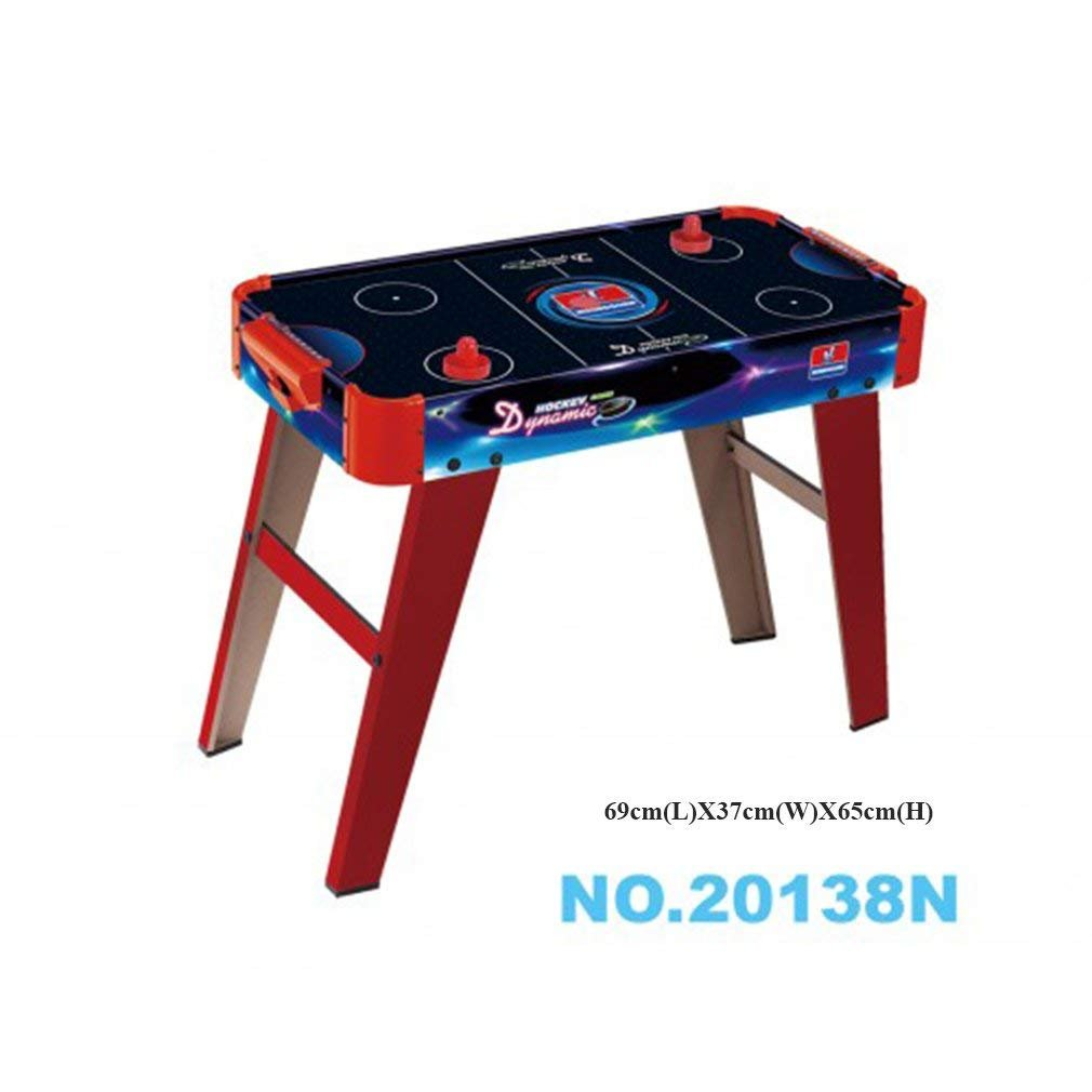 Air Hockey Game Table with 2 Pucks & 2 Pushers - 20138N