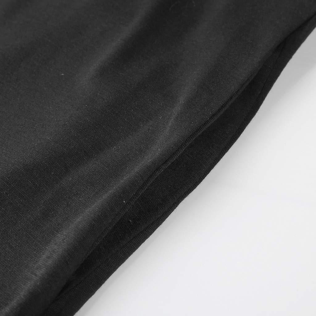 WILLTOO Women Summer Casual Pockets Strappy Long Dress Beach Cami Split Maxi Dress