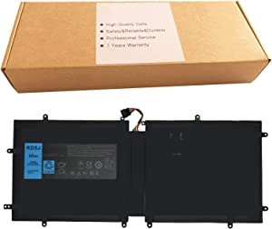 4DV4C Laptop Battery Compatible XPS 18 1810 1820 Series Tablet D10H3 63FK6 14.8V 69Wh