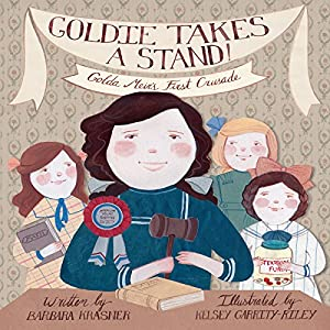 Goldie Takes a Stand Audiobook