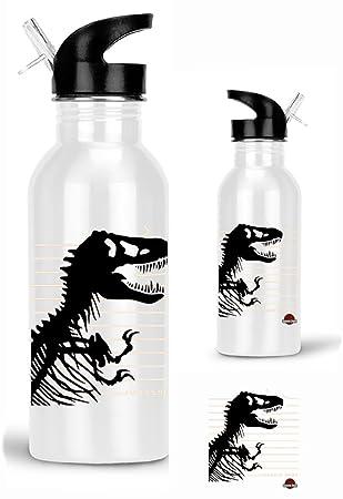 Touchlines Jurassic Park Breakout Botella Acero Inoxidable ...