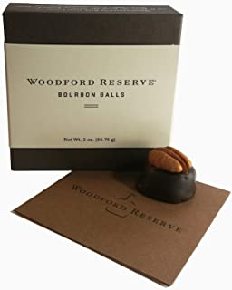 product image for Case of 12 Woodford Reserve Bourbon Balls 4 pc Gift Boxes (48 candies)