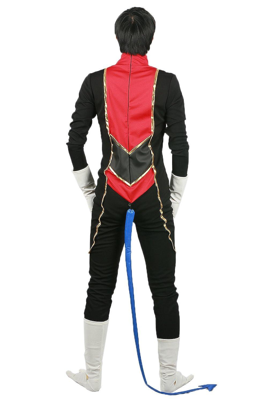 Amazon.com: Lightway Nightcrawler disfraz Deluxe poliéster ...