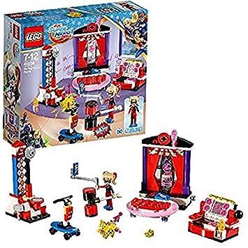 41236 Lego Chambre Dc Jeu Construction La Super De Girl Quinn D'harley Hero MzpUVS